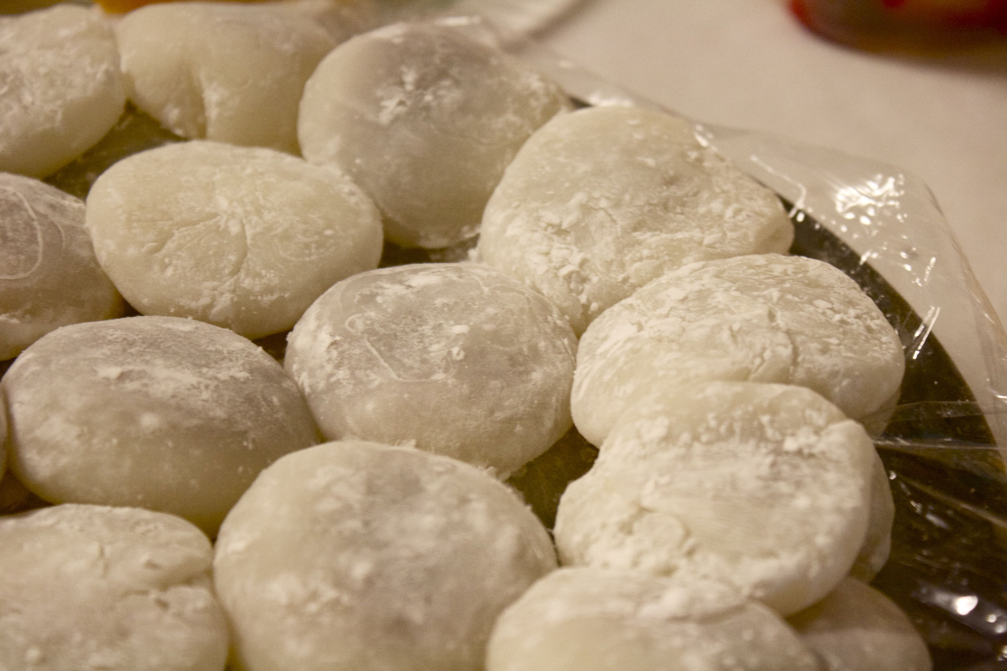 how to cook mochi in microwave
